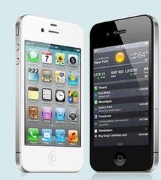 Wholesale Original iPhone GPS WIFI Screen GB GB GB storage mobile Refurbished Smartphone