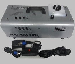 Wholesale Remote or wire control W smoke machine stage fog machine
