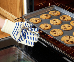 ECO Friendly Ove Glove Oven Hot Surface Handler BBQ Hold For Kitchen Microwave With Logo Packing