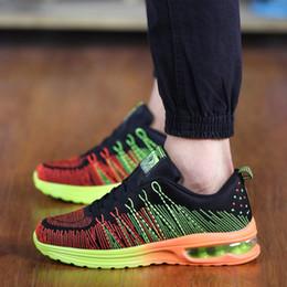 Caoutchouc respirante en Ligne-Tendance Fashion Souliers simple d'homme PU respirant l'intérieur Homme Chaussures de sport Skid Résistance Semelle Chaussures Running Man Retail H411