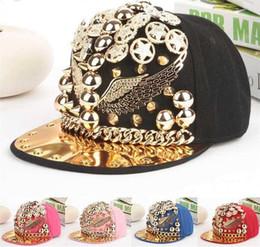 2015 vente chaude Designer New Black Robin Jeans Chapeau Famous Brand Robin Hat with Wings Robin Cap pour Hommes Femmes Hip Hop Baseball à partir de casquettes concepteur de chapeau fabricateur