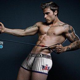 Wholesale ropa interior hombre sexy men boxer shorts men s sexy male panties cuecas boxers de marca aussie brand mens underwear boxers