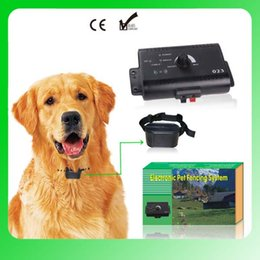 Wholesale 5 to1 Electronic Smart Dog In ground Pet Fencing System dog fence system dog trainning system