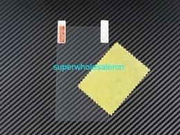 Pantallas digitales en venta-PET anti huella digital antideslumbrante del protector de la película mate de la pantalla del protector para el protector de la pantalla de HTC uno M9 esmerilado
