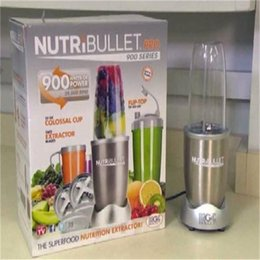 Wholesale Gold color Newest Arrival Nutri Bullet Extractor Nutribullets Juicer PRO Series with Superfood Superboost Recipe Books Nutri bullet