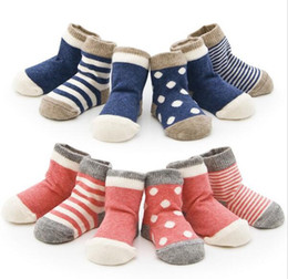 Wholesale Baby Socks New Born Meias Meia Exprot USA Cotton Factory Selling Size For month month years baby JIA569