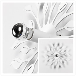 e w moderno estilo redondo pared lmpara de dormitorio escalera lmpara de pared de hierro e led pared luces blanco negro llev sombra lmpara de
