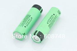 Wholesale 4PCS Brand New NCR18650B V mah Li on Battery For Panasonic
