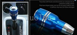 MOMO-grade aluminum automatic car stalls head gear stick head - automatic transmission gear shift knob