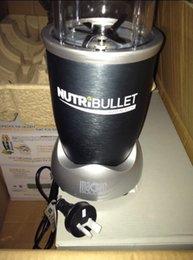 Wholesale Hot AU UK Plug w NutriBullet Gold Black Color Nutribullets w Extractor Juicer PRO Series Blender with Recipe Books Guide