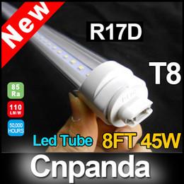Wholesale CE RoHS FCC EMC LVD R17D ft T8 Led Tube Light W SMD Led Fluorescent Tubes Bulbs AC V