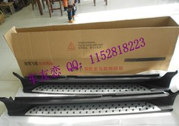 Wholesale For Kia Sportage R Side Step Step Running Board Aluminum exterior