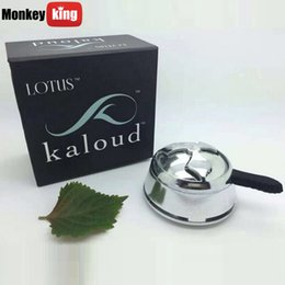 Wholesale Kaloud Lotus High Quality Hookah Heat Management with packing