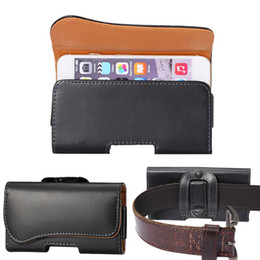 Universal Arc Cover PU Leather Tactical belt Waist Bag Phone Case MOTO G G2 G3 E E2 X X2 Droid RAZR M XT1080 XT1254