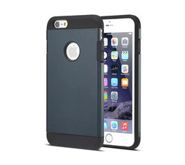Armor 2nd Shockproof Case Cover for iPhone 6 6s Plus 5.5inch with Retail Package