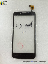 Explay HD quad Phone Touch Screen Digitizer ZY TOUCH
