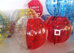 1.2m 1.5m PVC zorb ball ,inflatable bumper ball,bubble football,bubble soccer different colors for choose