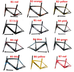 Wholesale Two years quality assurance BH G6 full carbon road bike frame bicycle frameset B1 B2 B3 B4 B5 B6 B7 size XS S M L available BB30 and BB68
