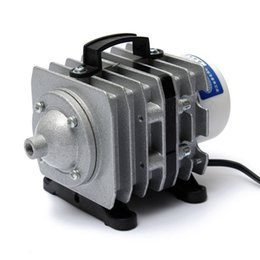 Wholesale Hot Hale ACO Aquarium Electromagnetic Air Pump W With Without Pipe Aerobic Stone High Quality