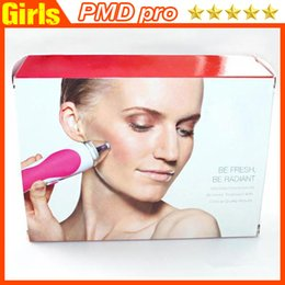 Wholesale PMD Pro Skin Care Tools Personal Microderm Pro Microdermabrasion Face Device Tools VS nuface freeship to WEurope Saudi Arabia US
