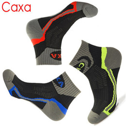Wholesale Winter Outdoor Brand Socks Coolmax Breathable Accelerate Dry Mens Hiking Camping Mountaineering Ski Thermal Socks EU