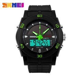 Wholesale Skmei Best Led Watches Mens Fashion Solar Watch Student Outdoor Sports Watch Waterproof Watch watch relojes mujer