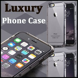 Wholesale Fashion Shockproof Protective Shell Soft TPU Transparent Back Clear Case Cover For iPhone S Plus inch MOQ