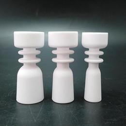 Bonnes bongs à vendre-Good Price Newl Domeless clous en céramique joint femelle 18.8mm14.5mm10mm pour bongs en verre tuyaux d'eau