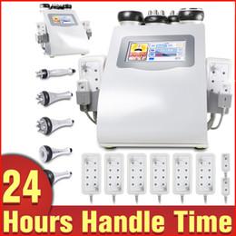 Wholesale Super Slimming Body Shaping Cavitation Vacuum Bipolar Tripolar Multipolar RF Lipo Laser Slim Diode Laser Machine