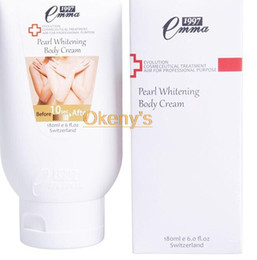 Wholesale 1 bottle body lotion Snow White Whitening Cream ml pearl Whitening for seconds Instantly Skin Care Moisture whole body