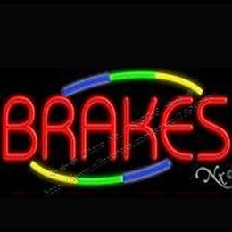 Wholesale 19x15 Brakes Handcrafted neon air force neon sign light neon air force neon sign indoor lighted signs