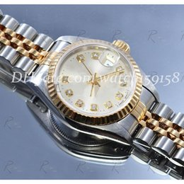Wholesale 100 Luxury style ladies watches automatic movement Classic style Women watch R64