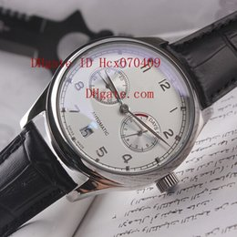 Luxury Mens 7 Days Power Reserve Newest Edition Black Dial Leather strap Automatic mechanical Men's Watches Sport Watch