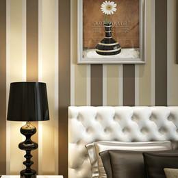 simples rayas verticales no modernas llanura papel pintado papel pintado habitacin sala de estar cubierto con