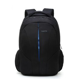 Wholesale-Hot Sale Laptop Backpack Tigernu Brand Computer Bag Backpack Mochila Masculina Male Women's Bag For Hiking Nylon Travel