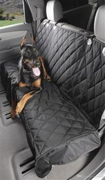 Wholesale Good Quality Dog Seat Cover for Cars Trucks and SUVs Non Slip Backing Waterproof