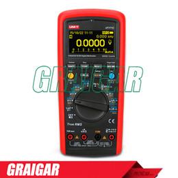 High preciasion Industrial True RMS Digital Multimeter UNI-T UT171C Datalogger 60nS Admittance Multipurpose ture rms meter tester