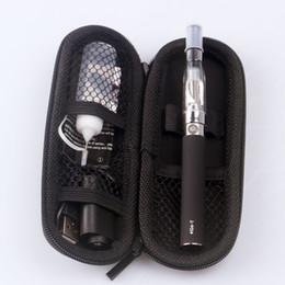 2017 métal cas ecig Ego CE4 kit Kit électronique de démarrage de cigarette Ecig E-Cigarette Zipper case 1 Atomiseur 1 batterie 650mah 900mah 1100mah pour navire DHL rapide métal cas ecig à vendre
