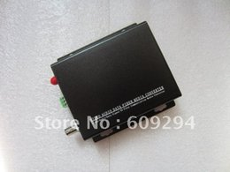 Wholesale-Best Shipping,Wholesale, 1 Channel digital Video Optical Tranceiver CCTV Video Transceiver