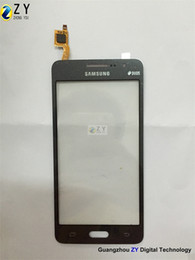 Touch screen glass lens digitizer for Samsung Galaxy Grand Prime SM-G530 ZY TOUCH