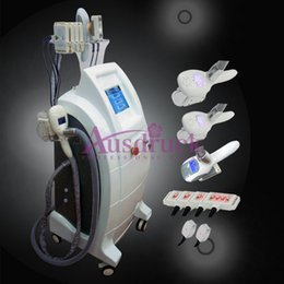 Wholesale New arrival Freeze slimming fat melting Cryolipolysis RF Roller Vacuum Lipo Laser weight loss Machine