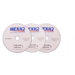 Wholesale ALKcar NEXIQ USB Link Drivers Nexiq software de diagnóstico Nexiq software de CD diesel software de diagnóstico de camiones NEXIQ CD de software