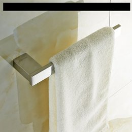 Wholesale anti rust Stainless Steel Towel Ring Polished Finish Towel Bar Bathroom Accessories
