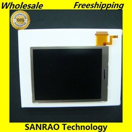 Wholesale-Bottom TFT LCD Screen Display Replacement for Nintendo 3DS N3DS