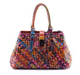 Wholesale Hand Bags Fashion Handbags Bags for Women Handbag Brand Retro hand woven bag Fashion handbags Handbags Designer Handbags
