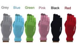 2016 écran tactile pour samsung Gants d'écran tactile capacitif unisexe iGlove 2015 de haute qualité pour iPhone 5 5C 5S pour ipad téléphone intelligent iGloves gants avec forfait Reatail écran tactile pour samsung à vendre