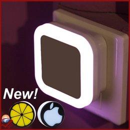 OCT Led Night Light Baby Night Lamps Lightness Sensor Lights Children Living Room Bedroom Washroom Kid Lights Bedside Sleep Lamp