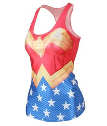 Wholesale Hot Sale Sexy Supergirl Wonder Woman Swimming suit Halloween Party Nightclub Wear Adult Superwoman Costume Sexy CosplaySleepwear