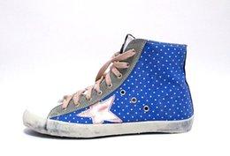 Wholesale New Golden Goose GGDB New York Sneaker Worn Men Women Shoes Sneakers g22u591k4