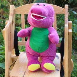 Wholesale Have one to sell Sell it yourself HOT Singing Barney and Friends Barney quot I LOVE YOU Song PLUSH DOLL TOY RARE